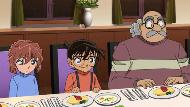 Case Closed Detective Conan Anime Screenshot